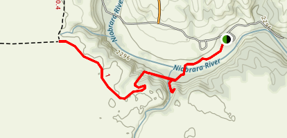 Smith Falls Trails Map
