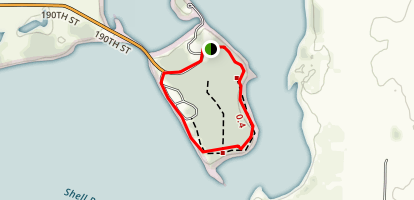 Big Island Loop Map