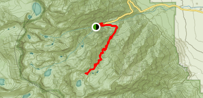 Meysan Trail Map