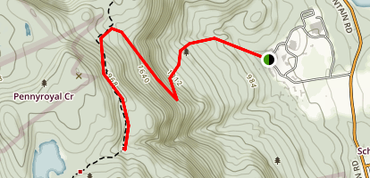 Elbow Trail Map