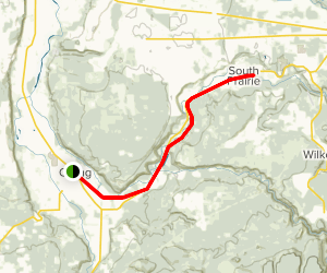 Orting: Foothills Trail Map