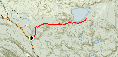 Kersey Lake Trail Map