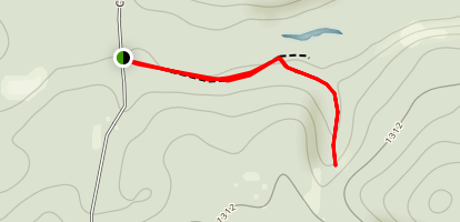 Morgan Falls and St Peter's Dome Trail [CLOSED] Map
