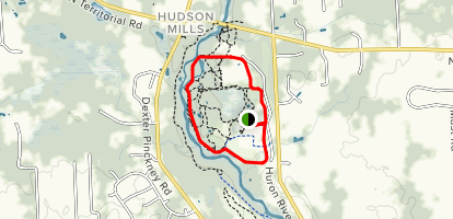 Hudson Mills Hike and Bike Trail Loop - Michigan | AllTrails on map of missaukee county, map of aquinas, map of iron river, map of st. peter, map of caro, map of boyne falls, map of dilworth, map of olivet, map of brethren, map of pinconning, map of lenawee county, map of excelsior springs, map of ohio wesleyan, map of pelican rapids, map of alex, map of siena heights university, map of vassar, map of bates county, map of eastpointe, map of norwood young america,