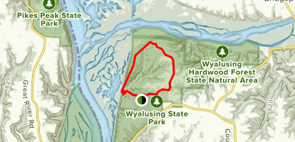 Wyalusing State Park Loop Trail - Wisconsin | AllTrails