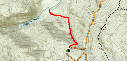 Poopenaut Valley Trail Map