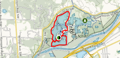 Lake Leota Trail Map