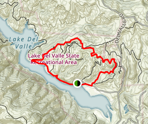 Ridgeline Loop Map
