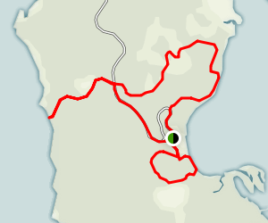 Otter Loop Map