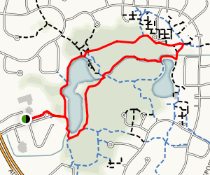 Walton Woods Map