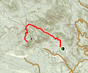 Elk Falls Trail Map