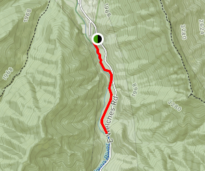 Old Salmon River Trail Map