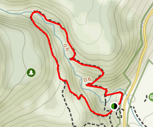 Bear Creek Loop Trail Map