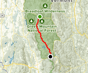 Long Trail: VT 125 to US 4 - Vermont | AllTrails