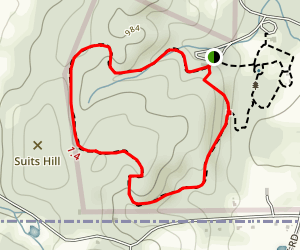 Council of Trees Trail Map