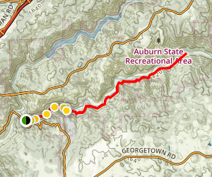 Quarry Trail Map
