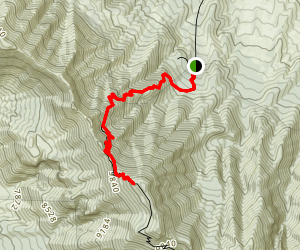 Bonanza Saddle Map
