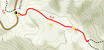 Azalea Hill Map