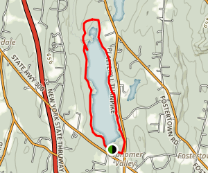 Chadwick Lake Map