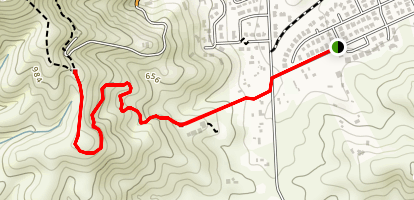 El Toro Trail Map