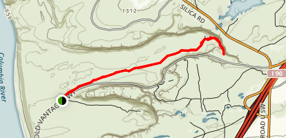 Frenchman Coulee Map