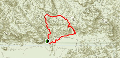 Dutchmans Loop Trail Map