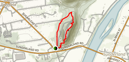 South Sugarloaf Trail Map