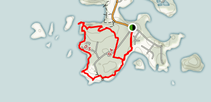 Wild Pacific Trail Map