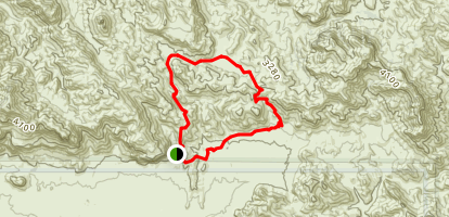 Bluff Spring Loop Map