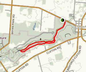 Pittsburg-Cincinnati Stage Coach and South Gorge Loop from John L. Rich Trail Map