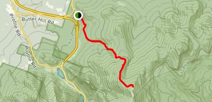 Skookumchuck Trail Map