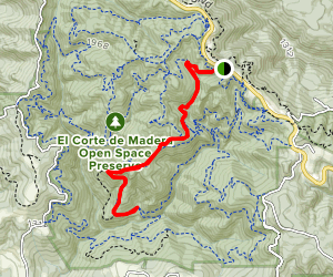 Timberview Trail Map