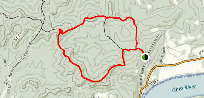 Mogan Ridge East Map