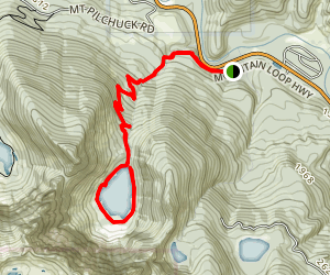 Lake 22 Trail Map