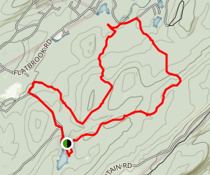 Stepping-Stone Trail Map