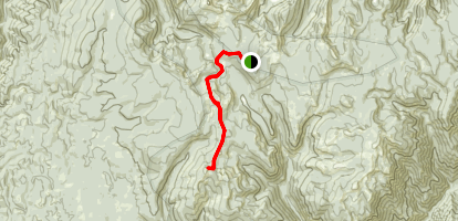 Hanover Ridge Map