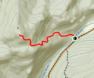 East Royce Trail Map