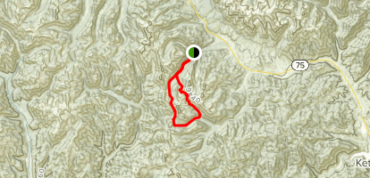 Prairie Creek Loop Map
