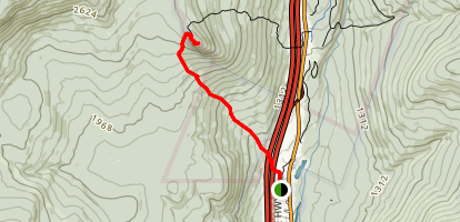 Indian Head Trail Map