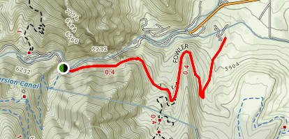 Fowler Trail Map