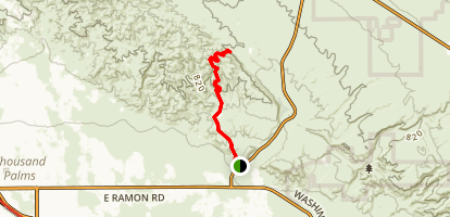 Herman's Hike Trail Map