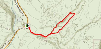 Wash Trail Map