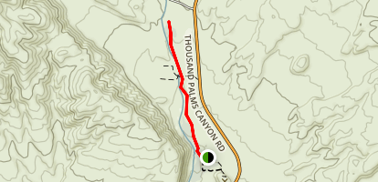 McCallum Trail Map