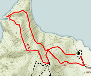 Vail Lake Trail Map