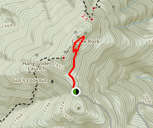 Slot Trail Map