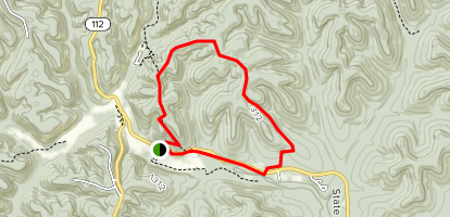 Fire Tower Trail Map