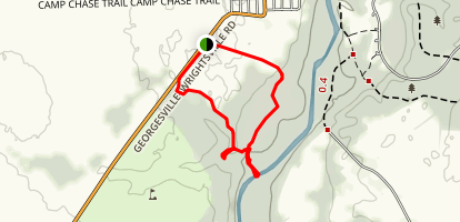 Wagtail Trail Map