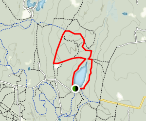 Breakheart Loop - Hicks Trail and Newman Trail Map