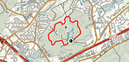 Loop Trail Map