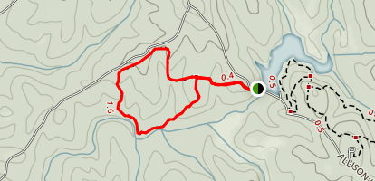 Red-cockaded Woodpecker Trail Map